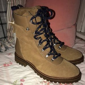 H&M Shoes - Genuine Suede boots